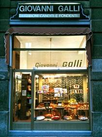 Giovanni Galli - Italy Milano - Negozio C.so P.ta Romana