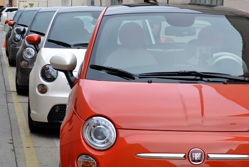 Fiat 500 USA: Fiat 500 Number 1 in Total Quality