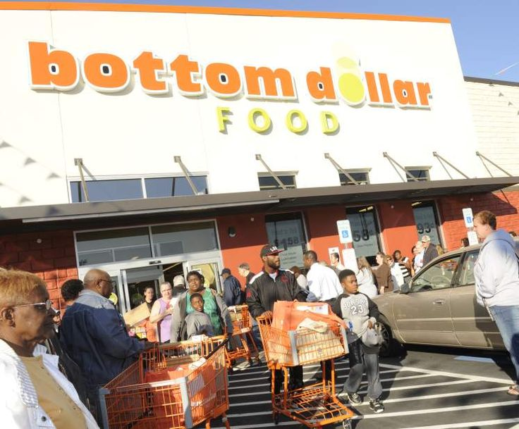 The Belgium-based owner of Bottom Dollar Food stores plans to close its 66 store locations in Pittsburgh and Philadelphia markets and sell the assets to Aldi