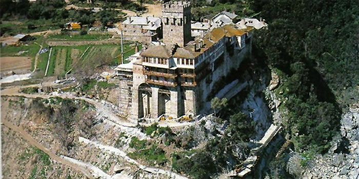 VISIT GREECE| Monastery of Stavronikita in #Athos #Macedonia #Greece