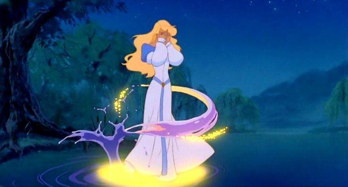 Swan Princess...i named my cat after princess odette...hahaha