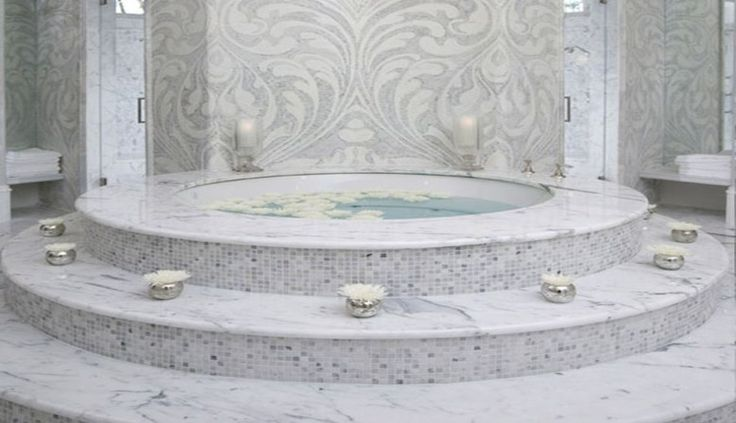 Мраморная мозаика FK Marble