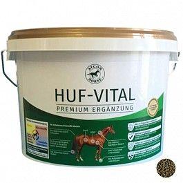 Atcom HUF-VITAL je doplňkové krmivo bohaté na účinné látky, které optimalizuje růst kopytní rohoviny a je tak ideálním řešením pro koně s problémovými kopyty. Nejoblíbenější doplňková výživa kopyt v Německu! http://www.obluk.cz/jezdecke-potreby-anglie/0/7486-atcom-huf-vital-5-kg/