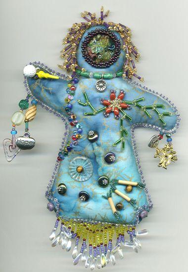 Beautiful spirit doll
