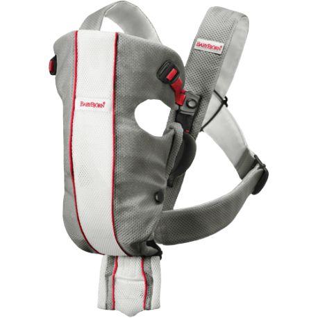 La mochila portabebés Original de BabyBjörn,  La mochila Porta Bebé pequeña y fácil de usar. Perfecta para recién nacido, con posición de recién nacido incorporada.