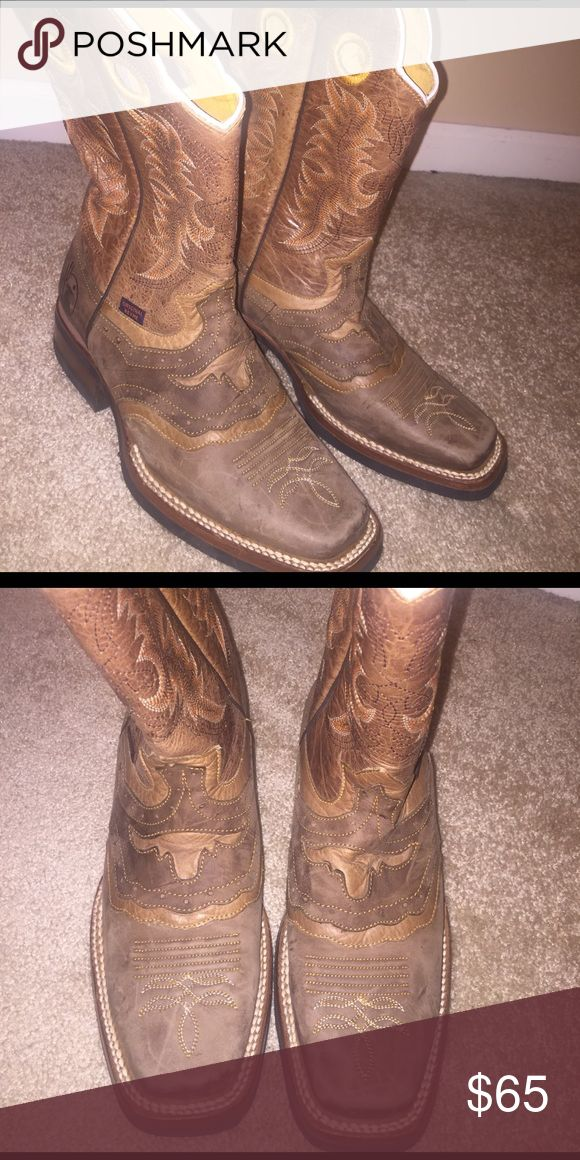 Original Reyme boots Rodeo boots! Worn once! Original Reyme Shoes
