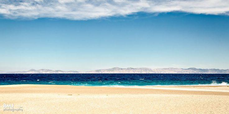 #Beach Front of #Rhodes #Aquarium! #Sunny #Autumn in #Greece!