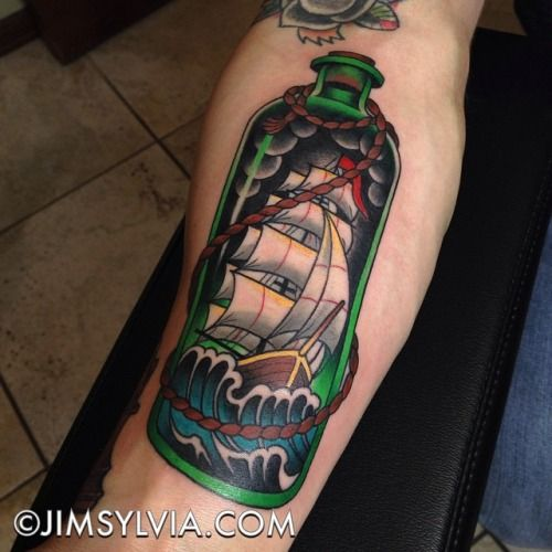 28 best tattoos images on pinterest traditional tattoos for Jim sylvia unbreakable tattoo