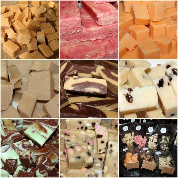FUDGE FEAST … bumper pack of scrumptiousness. 26 Flavours