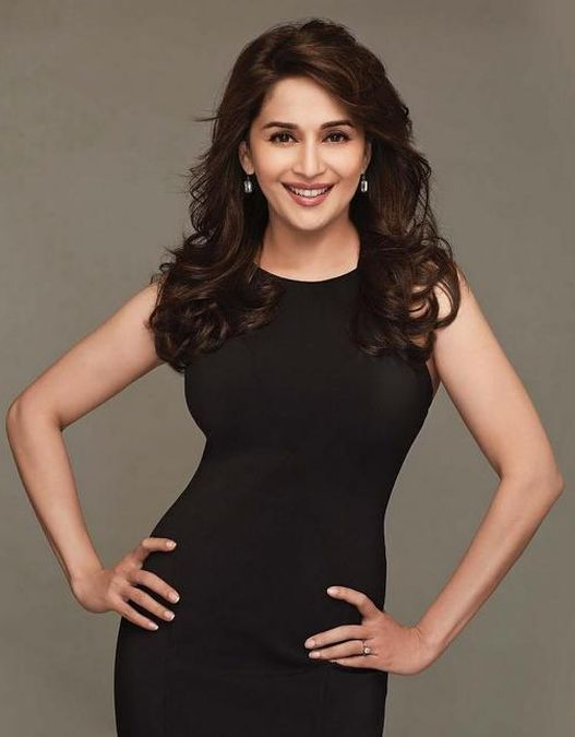 Bollywood Legend Madhuri Dixit, 46 years old and still gorgeous