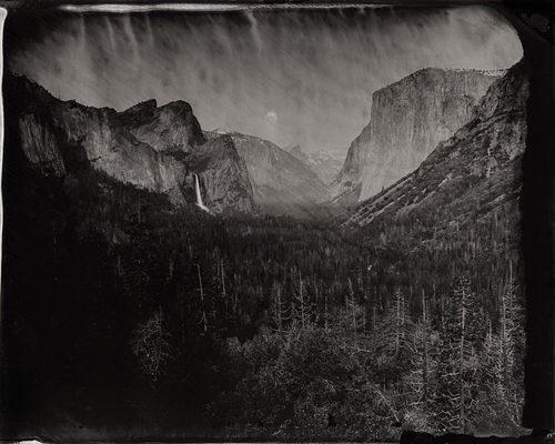 What are your plans this Labor Day weekend? Out enjoying any of our beautiful National Parks? Love this piece by Eric Overton Yosemite #1 2016 http://ift.tt/2qTMFQ9 #art #ambrotype #contemporaryart #LaborDay