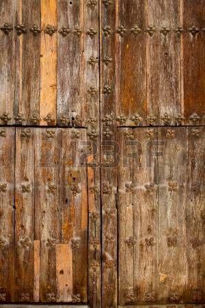 1000 ideas sobre antiguas puertas de madera en pinterest for Puerta vieja madera