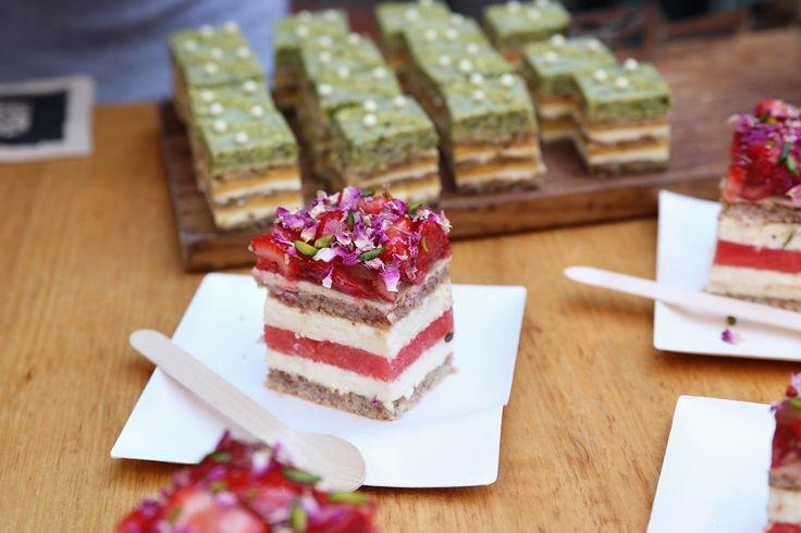 【Australia】#Strawberry Watermelon Cake – Black Star Pastry #sweet #cake #delicious #cutter #slicing #baker #Dessert #cheesecake