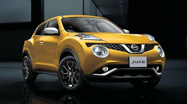 日産:ジューク [ JUKE ] コンパクトカー Webカタログ トップ
