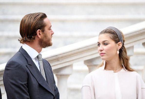 Pierre Casiraghi & Beatrice Borromeo Monaco National Day 2016