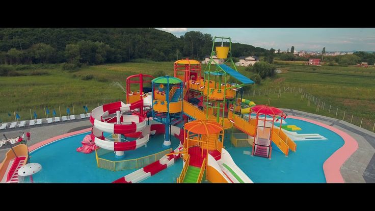 Ujevara Resort launches largest waterpark in Kosovo