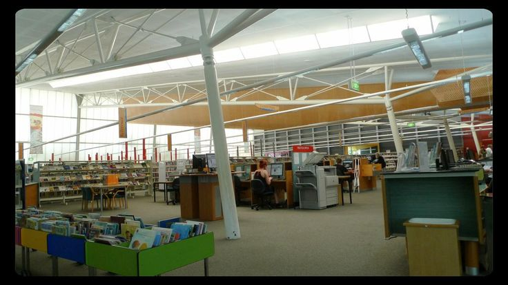Redcliffe Library (Moreton Bay Regional Council)