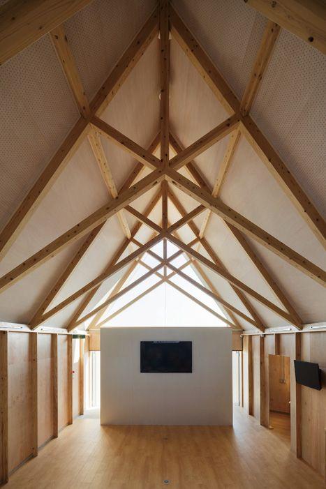 Facility for Ecology Education / Ryuji Fujimura Architects