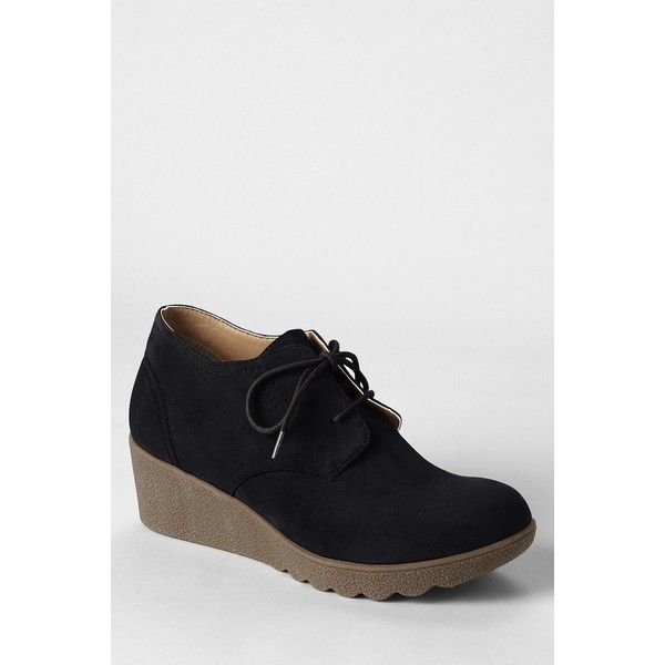 lands end s chalet ankle boots 130 cad liked on