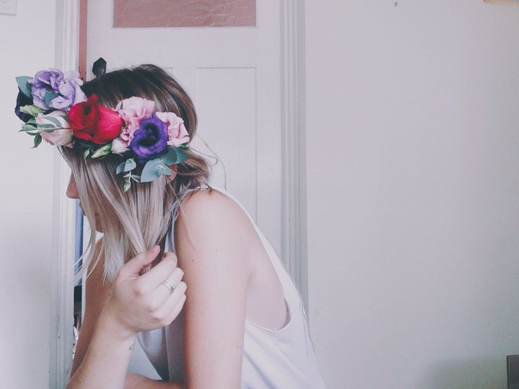 Flower Crown by Blossom & Thorn