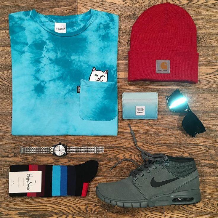 Cobalt _ Featuring: Rip N Dip Carhartt Super Herchel Nike SB Nixon Happy Socks _ Disponibili in store e online su @graffitishop www.graffitishop.it _ Spectrum Store via Felice Casati 29 Milano / spectrumstore.com / tel. 39 02 67071408 / #spectrumstore #graffitishop #causeitsyourworld #streetwear #graffiti #milano #sneakers #sneaker #snapback #kicks #trainers #spectrum #casatiblock #outfit #fashionblogger #blogger