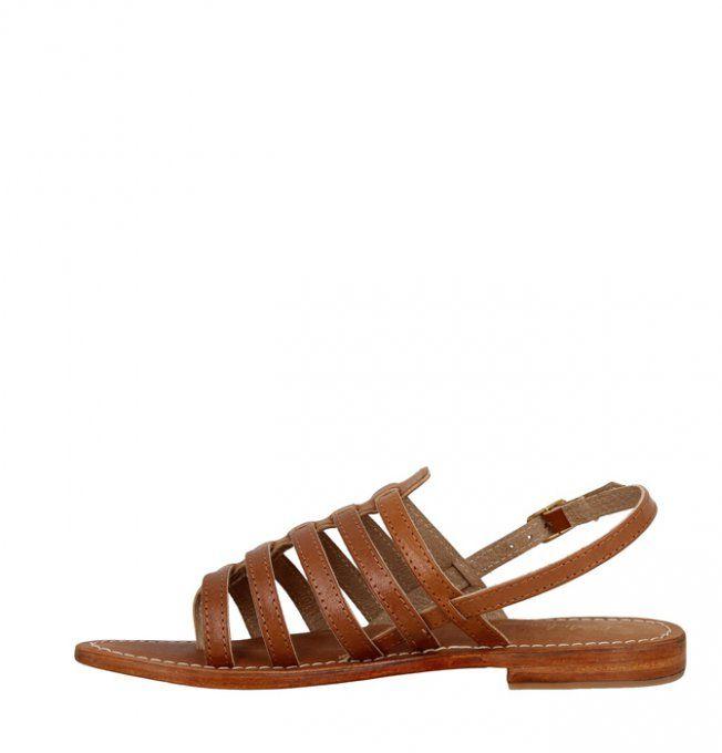 Sandales Tropéziennes Atelier Tropézien