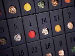 Gewürz-Adventskalender für Hobby-Köche |http://eatsmarter.de/weihnachten/adventskalender/adventskalender-fuer-erwachsene