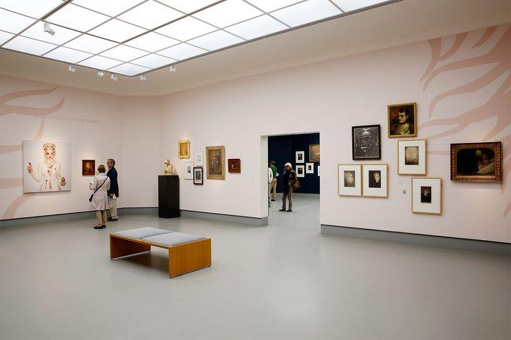 Exhibition design  Studio Berry Slok  Droomkunst 1900 & 2000, Singer Laren, 2014