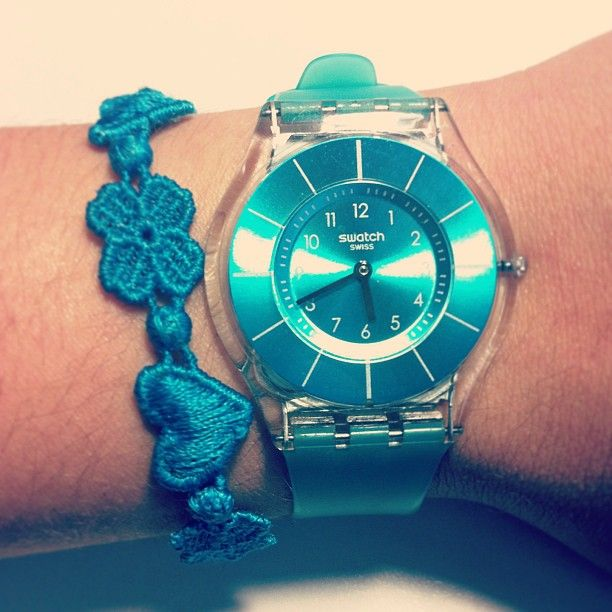 BLUE CLASSINESS #Swatch
