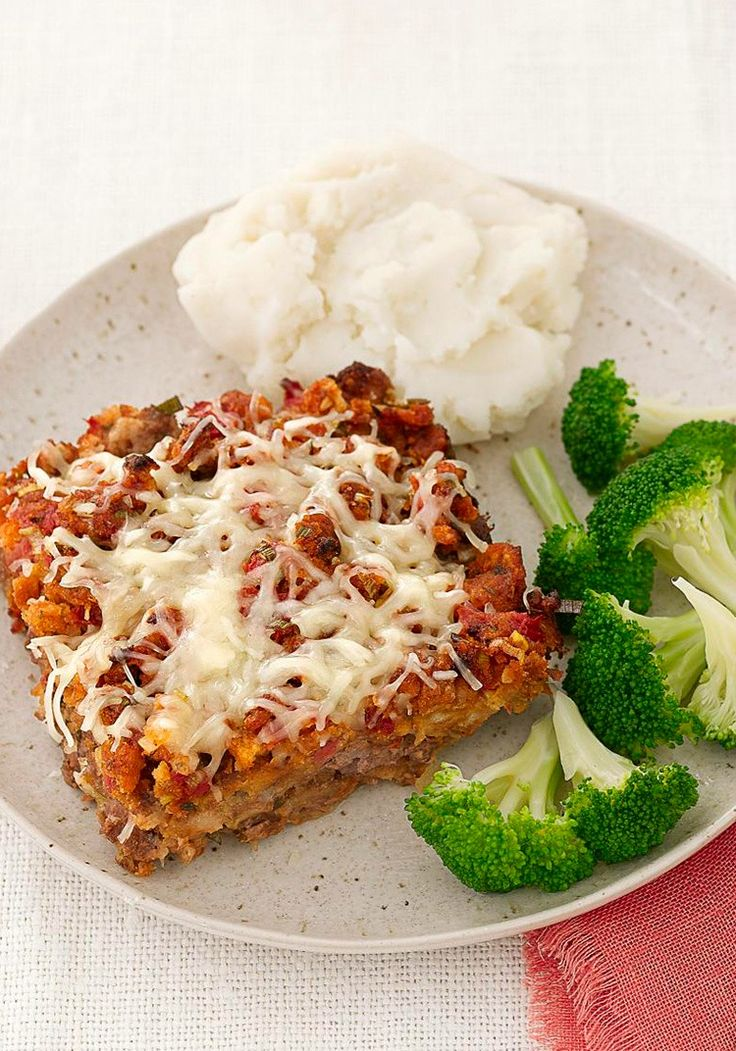 Mom 39 S Bruschetta Meatloaf The Combination Of Ground Beef