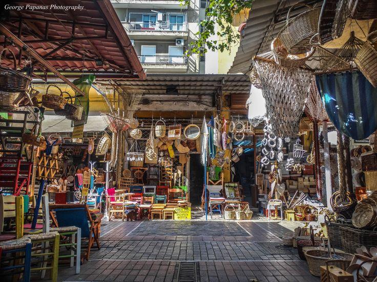 Χρώματα στην Άθωνος... Θεσσαλονίκη, Thessaloniki