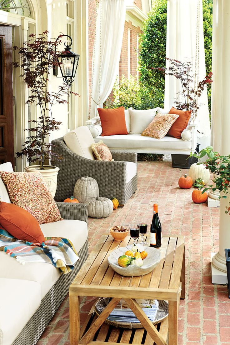 255 best fall images on pinterest halloween ideas ballard decorating your outdoor space for fall