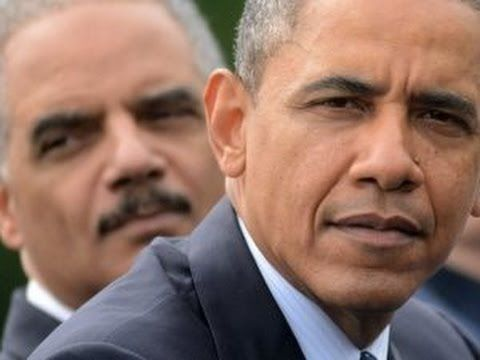 SEDITION:  'Obama Is  Back And Ready To  DESTROY Trump' - Eric Holder.