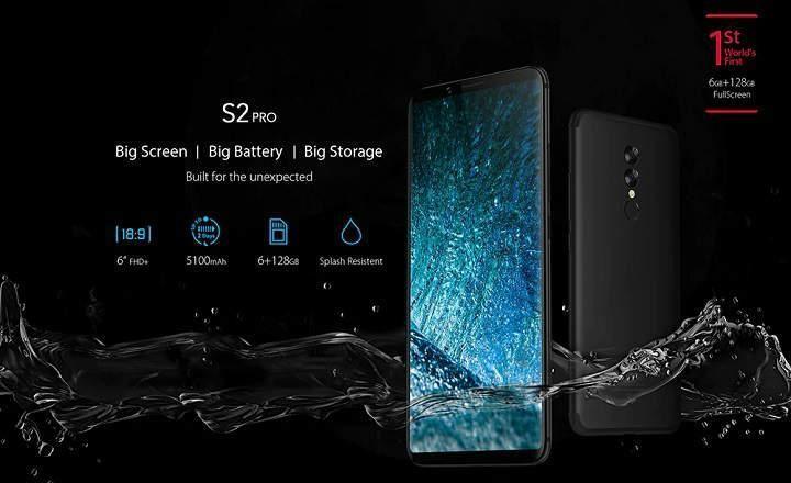UMIDIGI S2 Pro analisis reseña review de un smartphone con Helio P25 a 2.6GHz, 6GB de memoria RAM, 128GB de almacenamiento interno cámara doble de 13.0MP y gran batería de 5100mAh especificaciones precio y opinión