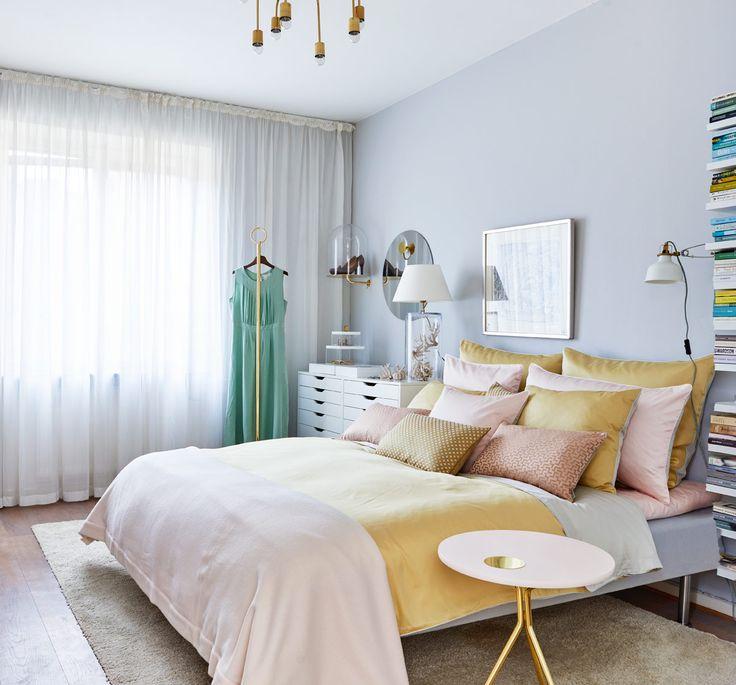 Oväntade och spännande detaljer hemma hos designer Agnes Bülow - Sköna hem