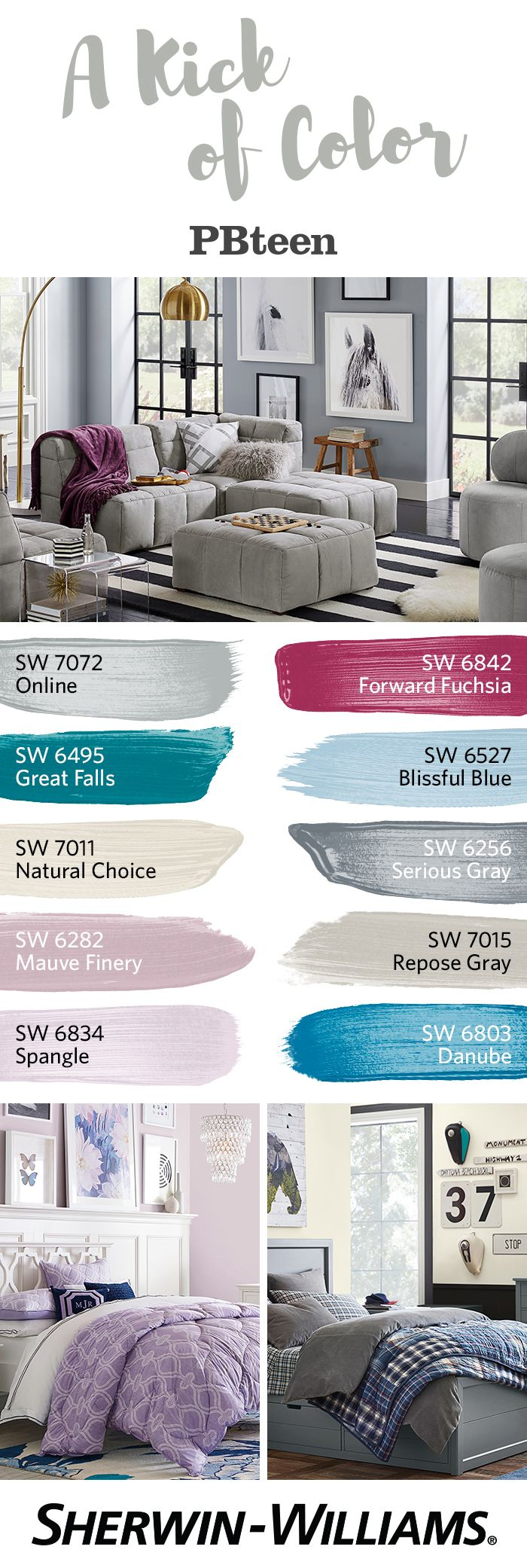 Sherwin Williams Color Palette 46 Best Pottery Barn Paint Collection Images On Pinterest Wall