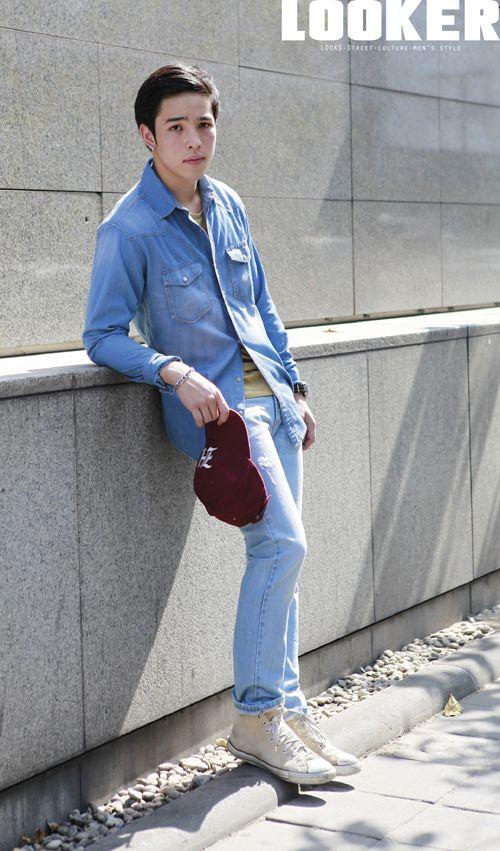 Looker Magazine Street Fashion Thailand Thailand Street