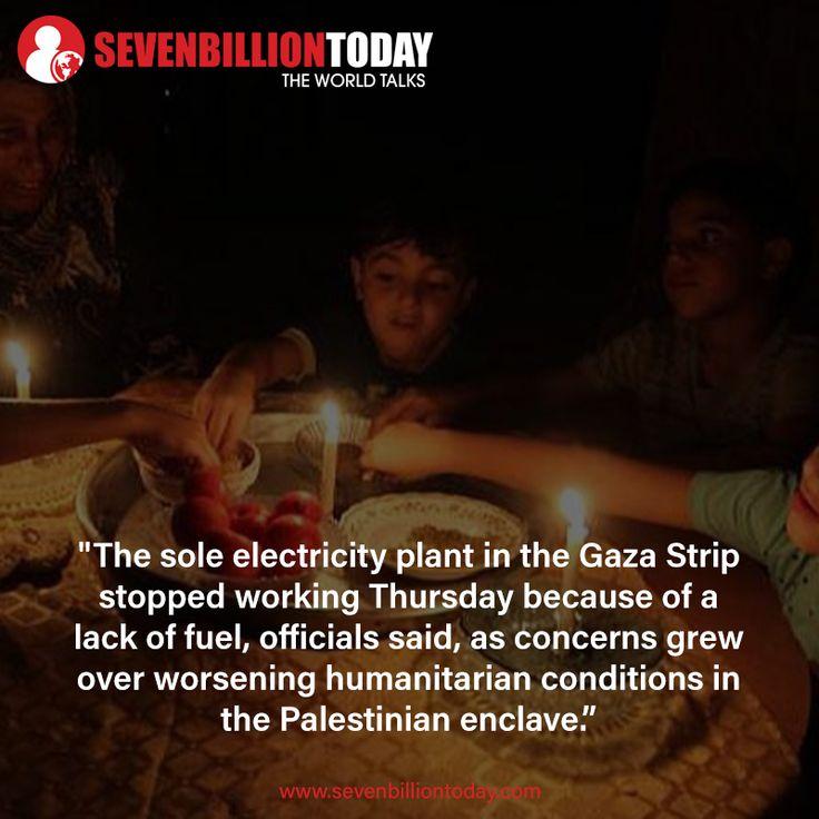 #Poll: Do you regard #Gaza as being under siege? #Vote now!  #Palestine #Israel #UnitedNations #WorldNews #People #SevenBillionToday