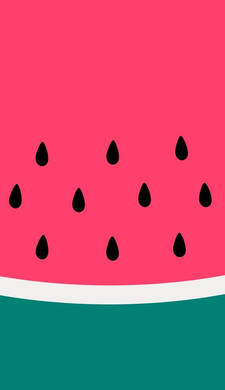 Pin by ` kalihaa💋 on Wallpapers | Watermelon wallpaper ...