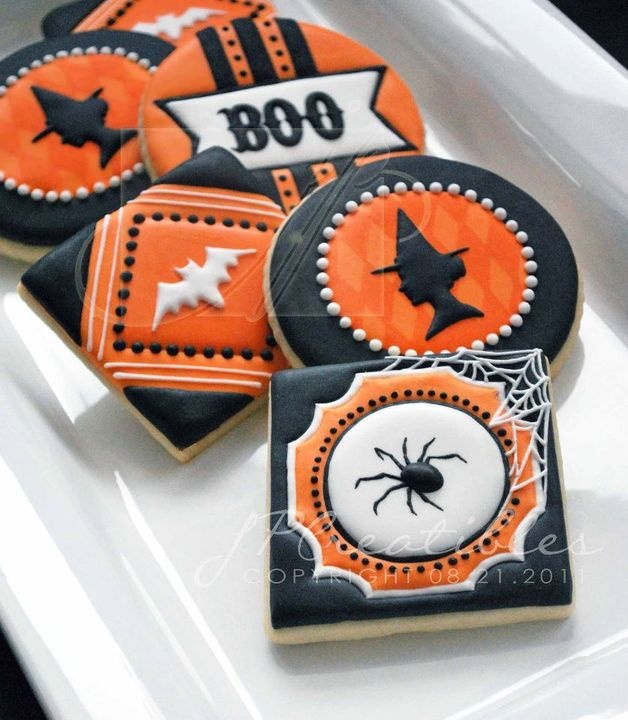 halloween cookies halloween cookies decoratedhalloween sugar