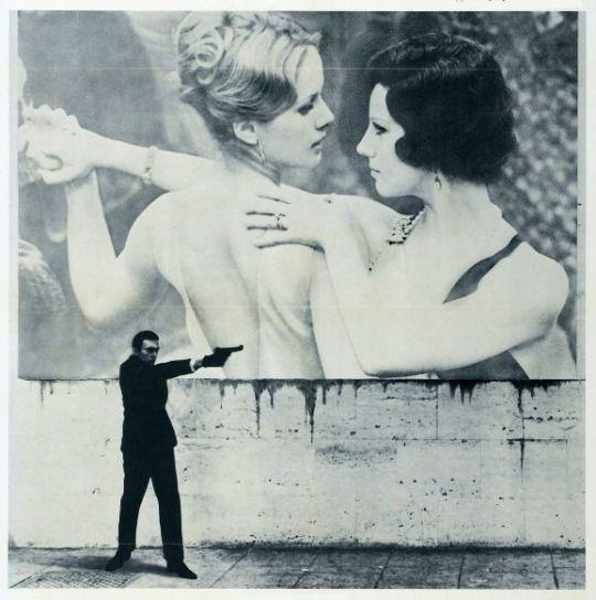 Bernardo Bertolucci's The Conformist (1970).