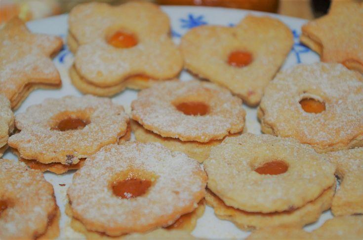Zdravější linecké cukroví | recept na vánoční cukroví. Linecké cukroví je nedílnou součástí Vánoc. Pokud si je chc