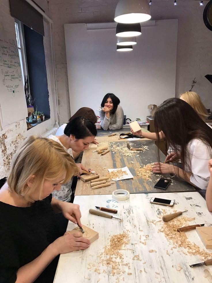 Daria Geiler | wood carving Workshop