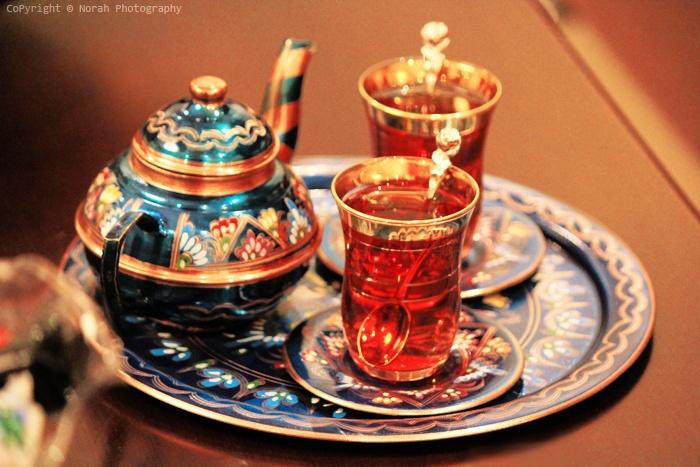 A'shay al'araby. Arabic tea