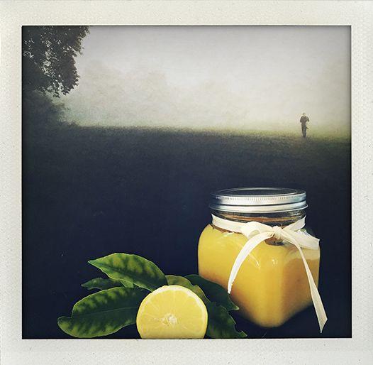 Lemon curd recipe! (I huvudet på Elvaelva)
