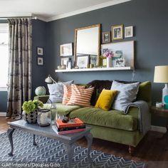 17+ best ideas about Blaue Wand on Pinterest  Blaue ...
