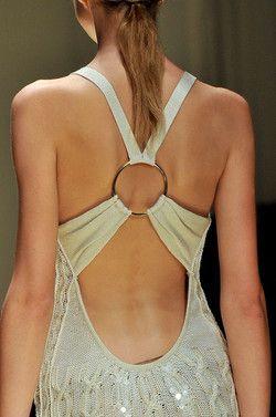 tinaschoices:  Laura Biagiotti at Milan Fashion Week Spring 2012