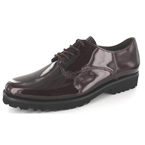Gabor Schuh 31.412.95 , Rot (Merlot) , EU 43 (UK 9) - http://on-line-kaufen.de/gabor/43-eu-gabor-shoes-31-41-damen-derby-5