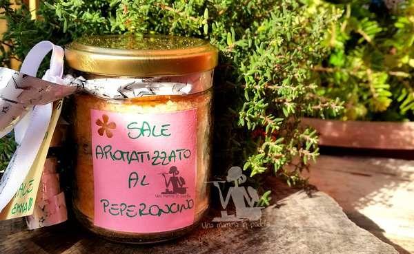 sale aromatizzato 5 peperoncino