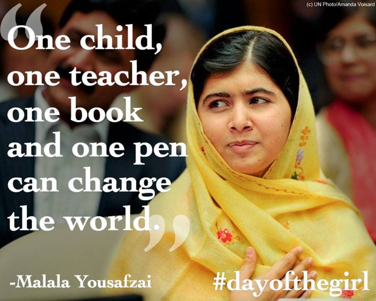 malala yousafzai a person i admire It's been one year since malala yousafzai was shot by the taliban for advocating education 6 reasons malala yousafzai is the most inspirational person of the year.
